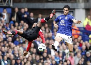 Soccer - Barclays Premier League - Everton v Manchester United - Goodison Park