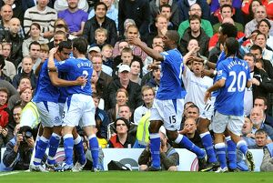 Soccer - Barclays Premier League - Fulham v Everton - Craven Cottage