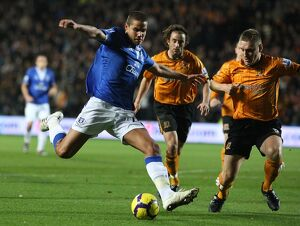 Soccer - Barclays Premier League - Hull City v Everton - KC Stadium