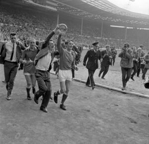 1966 FA Cup - Final - Everton v Sheffield Wednesday