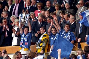 1995 FA Cup - Final - Manchester United v Everton - Wembley Stadium