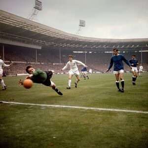 1966 FA Cup - Final - Sheffield Wednesday v Everton - Wembley