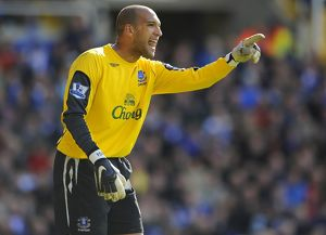 Tim Howard - Everton