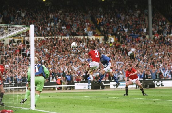 1995 FA Cup - Final - Everton V Manchester United - Wembley