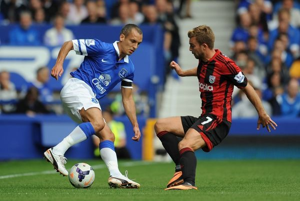 Barclays Premier League - Everton v West Bromwich Albion - Goodison Park