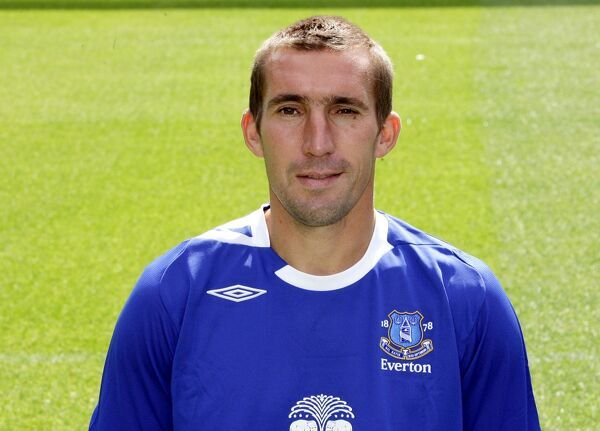 Football - Everton Photocall 2006/07 - Goodison Park - Alan Stubbs