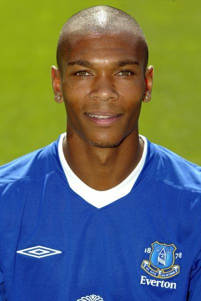 Marcus Bent. 12 08 04 Job No 04081206 Everton Team Picture And Headshots