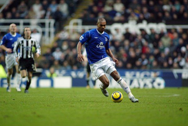 Everton ePhoto Previous Seasons: Season 04-05: Newcastle 1 Everton 1 28-11-04