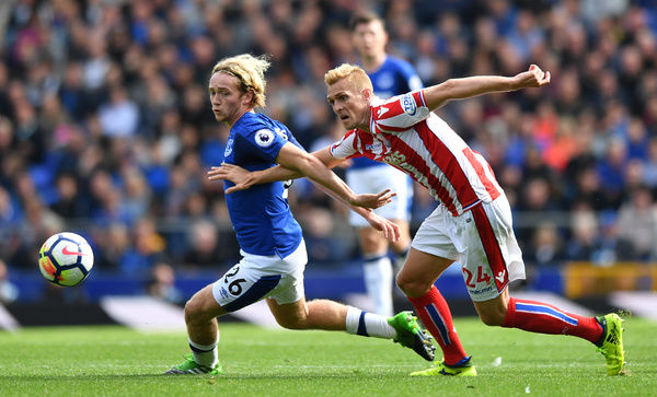 Premier League - Everton v Stoke City - Goodison Park