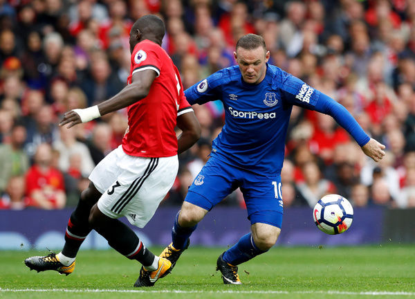 Premier League - Manchester United v Everton - Old Trafford