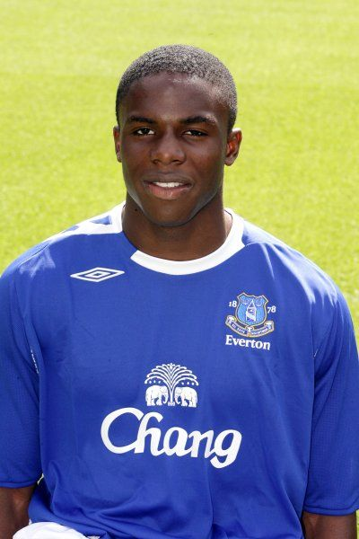 Football - Everton Photocall 2006/07 - Victor Anichebe
