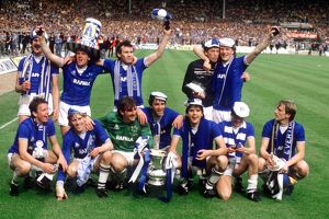 1984 FA Cup Final - Everton v Watford