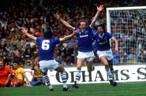 1984 - FA Cup - Final - Everton v Watford