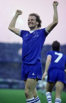 1985 European Cup Winners Cup Final - Everton v Rapid Vienna - Feyenoord Stadium - 15/5/85