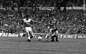 1986 FA Cup Final - Everton v Liverpool - Wembley Stadium -10/05/86