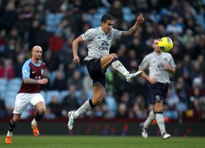 <b>14 January 2012, Aston Villa v Everton</b><br>Selection of 88 items