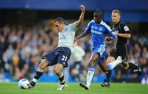 <b>15 October 2011 Chelsea v Everton</b><br>Selection of 81 items