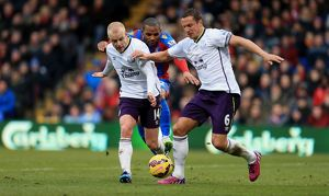 season 2014 15/premier league crystal palace v everton selhurst park/barclays premier league crystal palace v everton