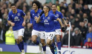 Barclays Premier League - Everton v Chelsea - Goodison Park