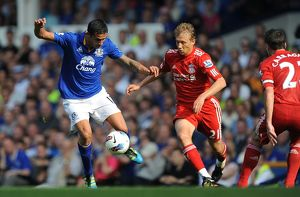 <b>01 October 2011 Everton v Liverpool</b><br>Selection of 33 items