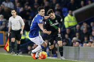 Barclays Premier League - Everton v Stoke City - Goodison Park