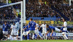 <b>17 September 2011 Everton v Wigan Athletic</b><br>Selection of 80 items