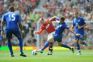 Barclays Premier League - Manchester United v Everton - Old Trafford