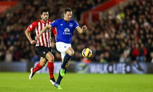 Barclays Premier League - Southampton v Everton - St. Mary's Stadium