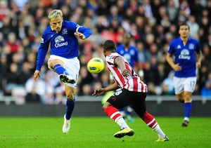 <b>26 December 2011, Sunderland v Everton</b><br>Selection of 39 items