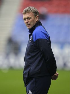 Barclays Premier League - Wigan Athletic v Everton - DW Stadium