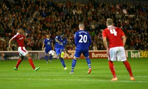 Capital One Cup - Second Round - Barnsley v Everton - Oakwell