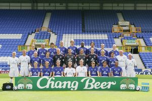 Everton Squad Photo