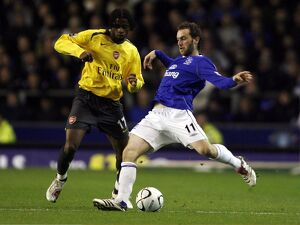 players staff/james mcfadden/everton v arsenal carling cup fourth round james
