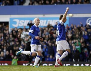 FA Cup - Fifth Round - Everton v Swansea City - Goodison Park