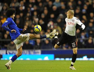 FA Cup - Fourth Round - Everton v Fulham - Goodison Park
