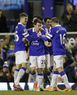 FA Cup - Third Round - Everton v Queens Park Rangers - Goodison Park