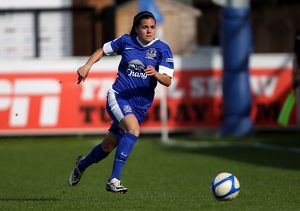 FA Women's Super League - Everton Ladies v Bristol Academy Women - Arriva Stadium