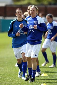 FA Women's Super League - Everton Ladies v Lincoln Ladies - Arriva Stadium