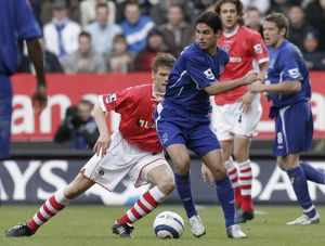 Football - Charlton Athletic v Everton FA Barclays Premiership - The Valley - 05/06