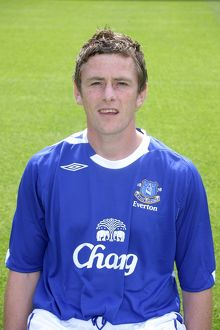 Football - Everton Photocall - Gary Naysmith
