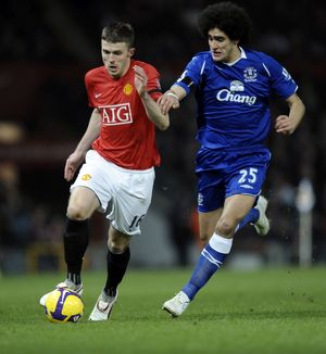 Football - Manchester United v Everton Barclays Premier