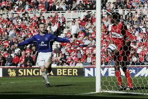 <b>Middlesbrough v Everton</b><br>Selection of 9 items