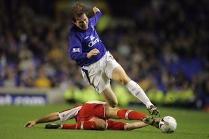 <b>Everton vs Middlesbrough, Carling Cup</b><br>Selection of 12 items