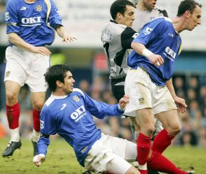 <b>Portsmouth v Everton</b><br>Selection of 12 items