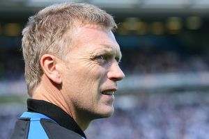players staff/david moyes/soccer barclays premier league blackburn rovers