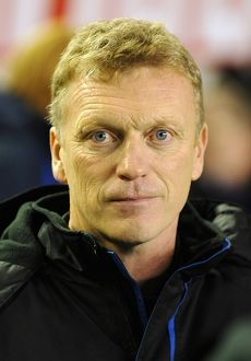 players staff/david moyes/soccer barclays premier league everton v bolton