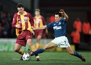Soccer - FA Carling Premiership - Bradford City v Everton