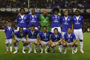Soccer - UEFA Europa League - Group I - Everton v AEK Athens - Goodison Park