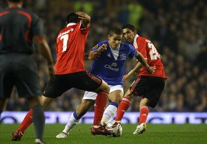 Soccer - UEFA Europa League - Group I - Everton v SL Benfica - Goodison Park