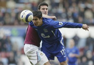 <b>West Ham v Everton</b><br>Selection of 11 items